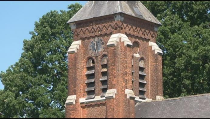 1 miljoen euro voor restauratie kerk Schoonbroek