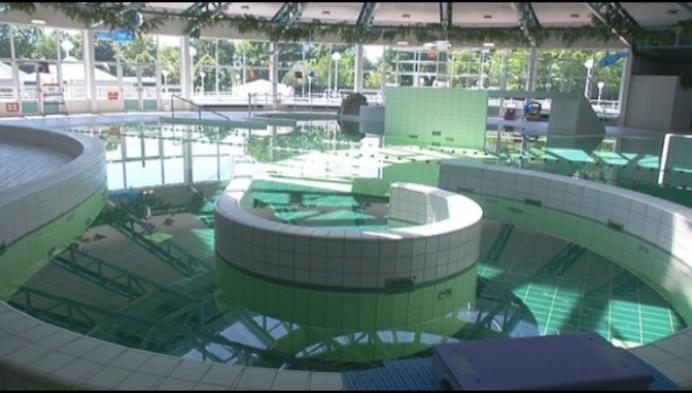 Ook zwembad Netepark kan woensdag eindelijk open
