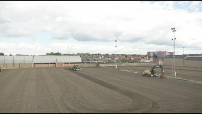Nieuw jeugdterrein en kunstgrasveld voor Racing Mechelen