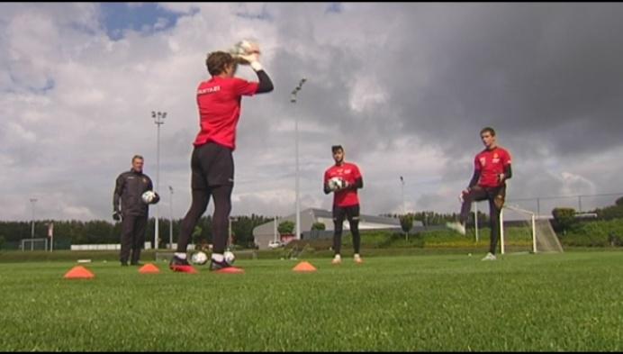 KV Mechelen houdt zomerstage in eigen land