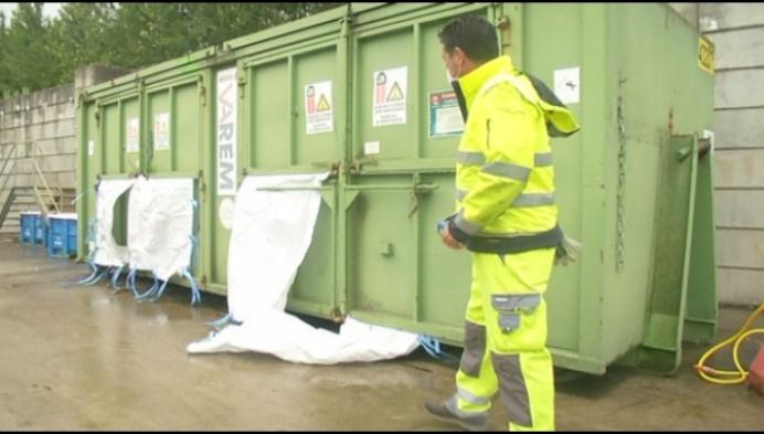 Vanaf volgende week mag asbestcement weer naar het recyclagepark