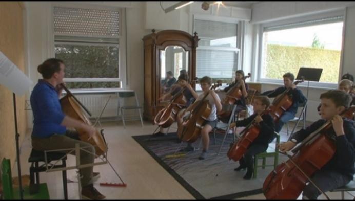 Geen muziekkamp in Frankrijk: dan maar kamperen in Booischot