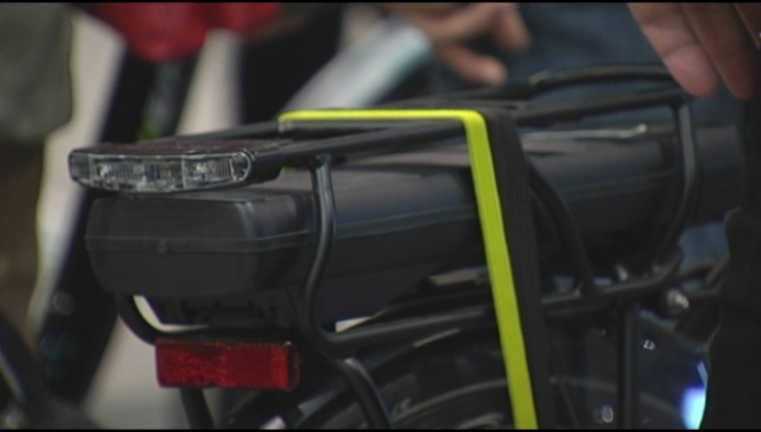 """""""Draag zorg voor batterij elektrische fietsen"""""""