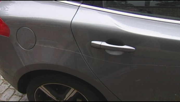 38 auto's bekrast aan Turnhoutse Merodelei, dader opgepakt