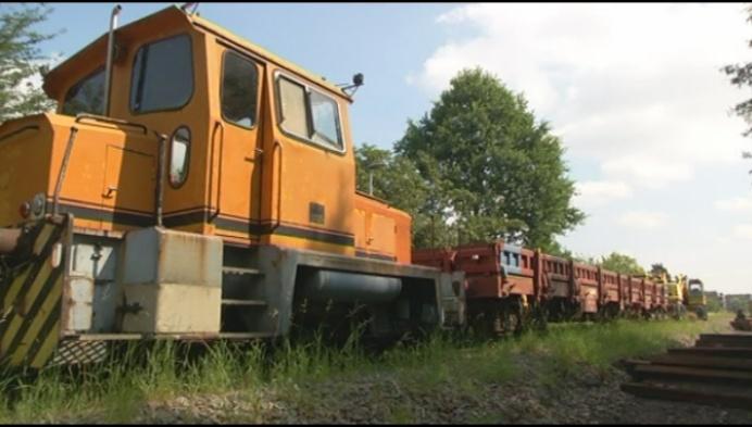 Stoomtrein hopelijk in 2021 in dorpshart Puurs