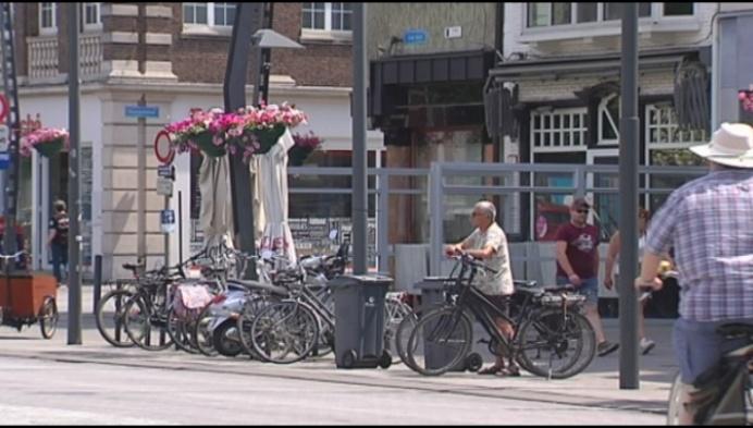 Turnhout wil mondmaskers in Gasthuisstraat