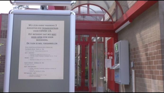 Mol opent opnieuw testcentrum in Ecocentrum De Goren