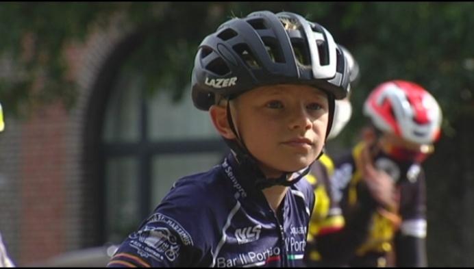 Corona-proof Ronde van de Vlaamse Wielerschool