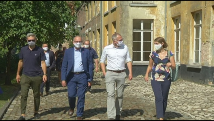 3,5 miljoen euro voor totaalrestauratie van Liers Begijnhof