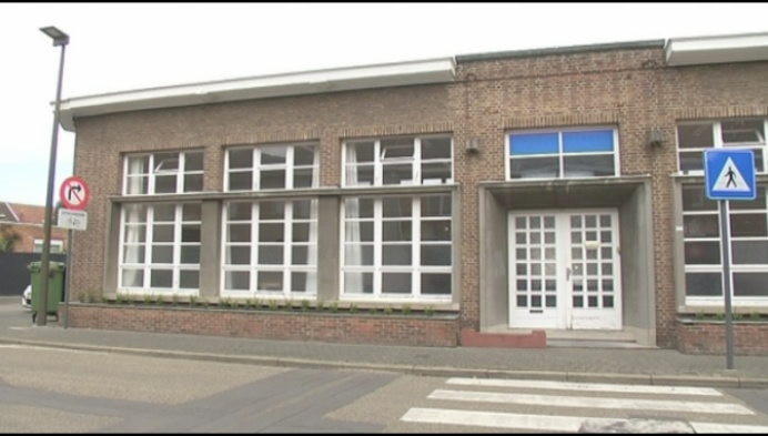 Nieuw klassen voor leerlingen Sint-Janshof Mechelen