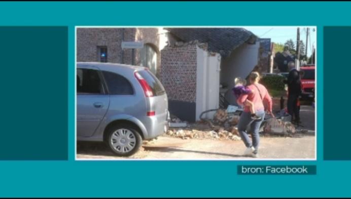Bestuurder (78) verliest controle en vernielt kapelletje Beerzel