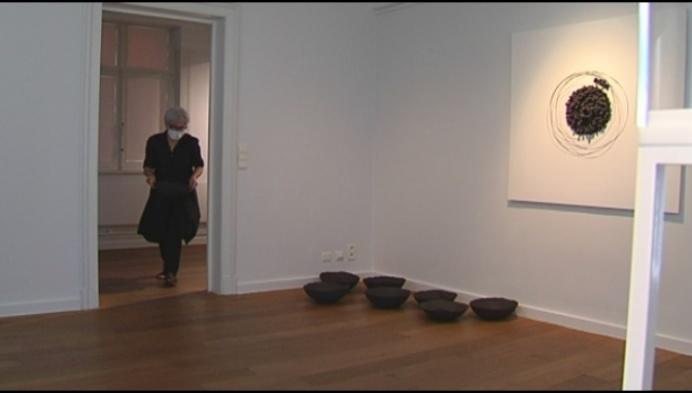 Daisy 'bomannetjes' Boman exposeert voor het eerst in thuisstad Geel