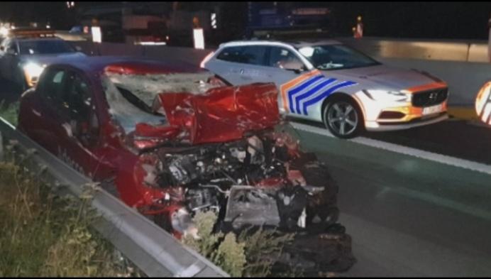 Dodelijk verkeersongeval aan werken E313 in Olen