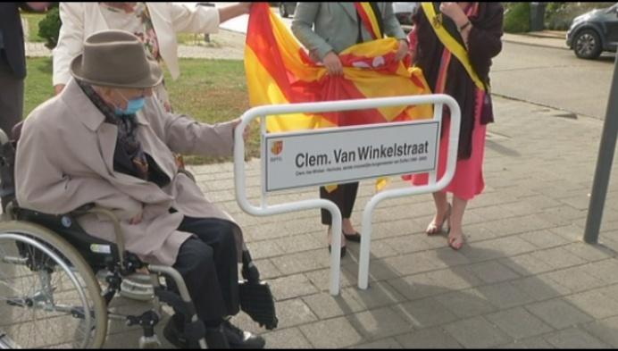 Clem Van Winkelstraat is eerste vrouwelijke straatnaam in Duffel