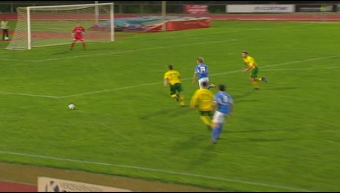 Droge 0-3 voor Turnhout op Witgoor