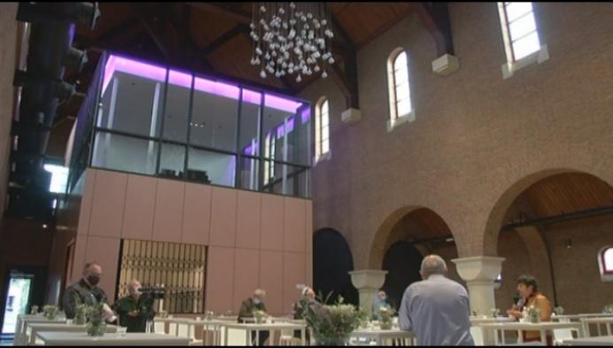 Kerk Donk geopend als gemeenschapscentrum