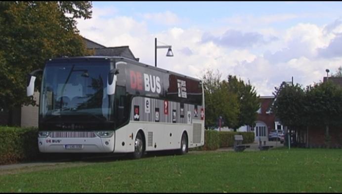 'De bus' rijdt weer in Heist-op-den-Berg