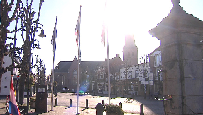 vreemde situatie in Baarle-Hertog