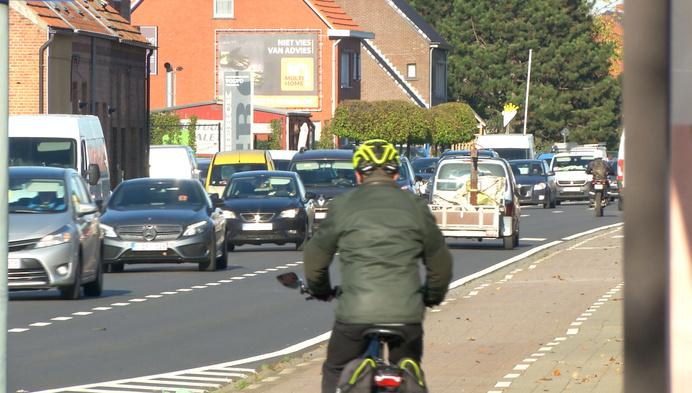 Aanleg fietspaden Oud-Turnhout loopt alweer vertraging op