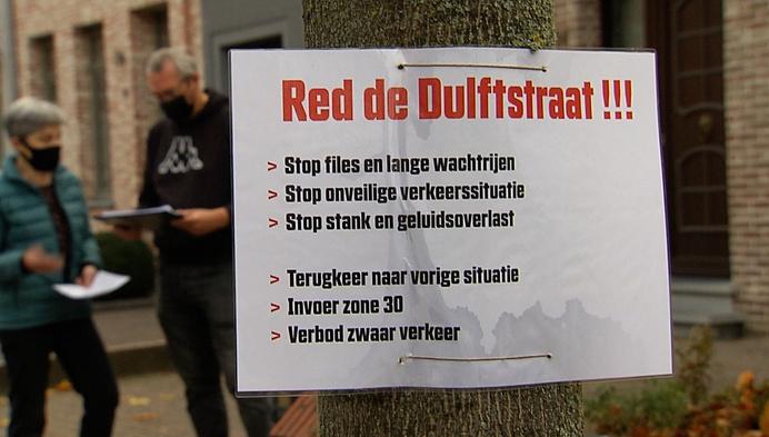 """Bornemse buurtbewoners:""""Onze straat is een ringlaan geworden"""""""