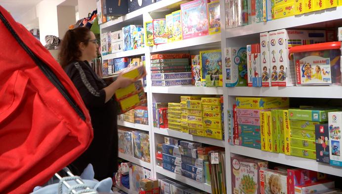 """Speelgoedwinkel: """"Sluiting nu is dramatisch voor jaaromzet"""""""