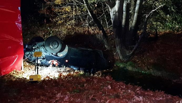 Ongeval kost het leven van 24-jarige man