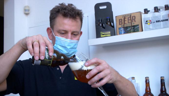 Geen feest, maar wel feestbier voor 5de verjaardag brouwerij
