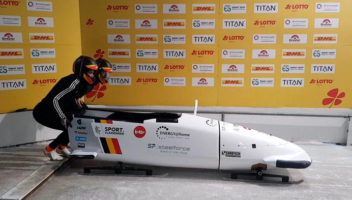 """Sara Aerts klaar voor bobsleeseizoen: """"Alles in teken van Spelen in 2022"""""""