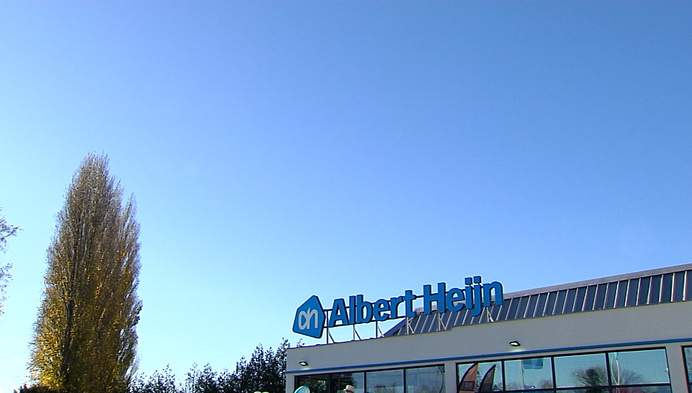 Albert Heijn in Willbroek groot succes, levering aan huis in Mechelen