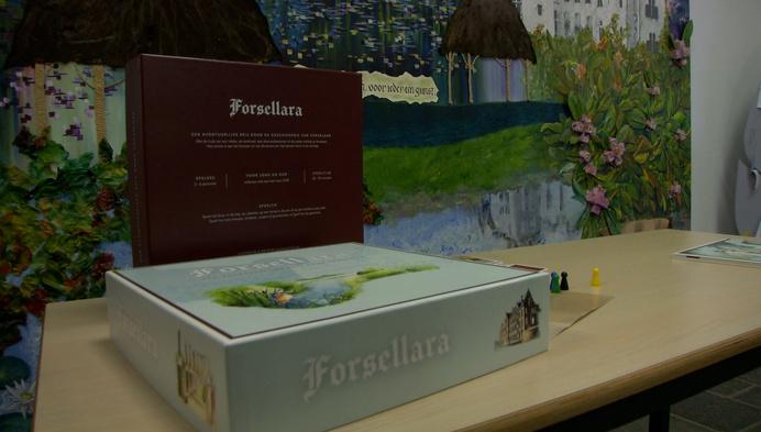 Vorselaar heeft eigen bordspel: Forsellara!