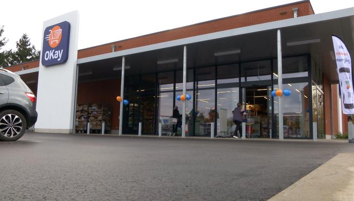 Tweede supermarkt in Dessel: Okay opent de deuren