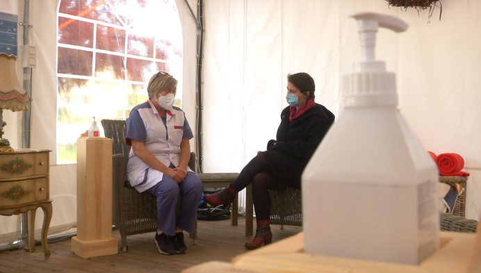 Vooral personeel WZC Berkenhof besmet met corona