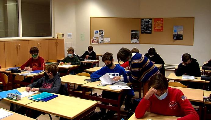 Opmerkelijk weinig leerlingen trokken naar het buitenland in kerstvakantie