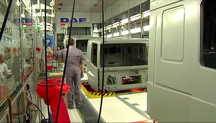 Aankoop vrachtwagens Belgisch leger bij DAF nog niet rond