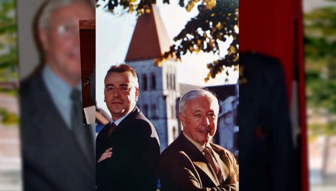 Afscheid van ere-burgemeester André Martens