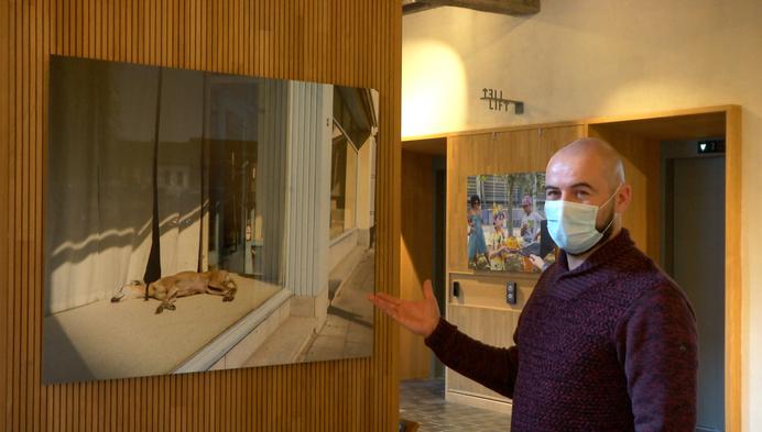 Persfotograaf David Legrève lanceert boek en expo over corona
