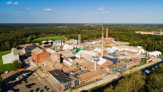 """Nieuwe fabriekshal voor Campine: """"Extra inzetten op recyclage van metalen"""""""