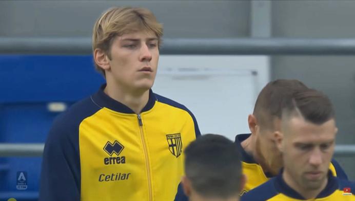 Daan Dierckx: 17 jaar en debutant in de Serie A
