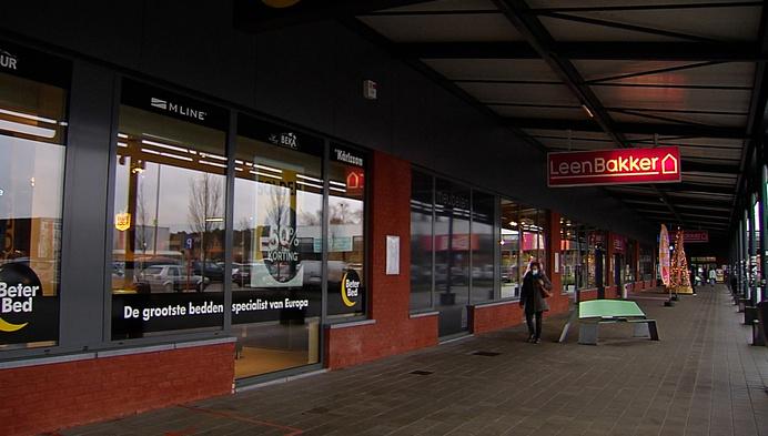 Winkeliers Olens Shoppingpark tevreden met verlengde koopjesperiode