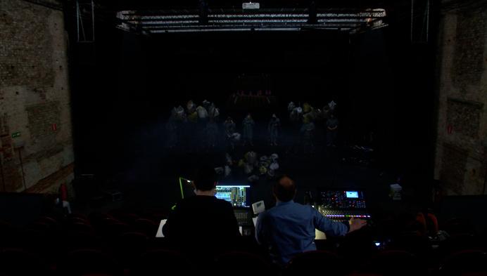Live theater volgen vanuit je zetel
