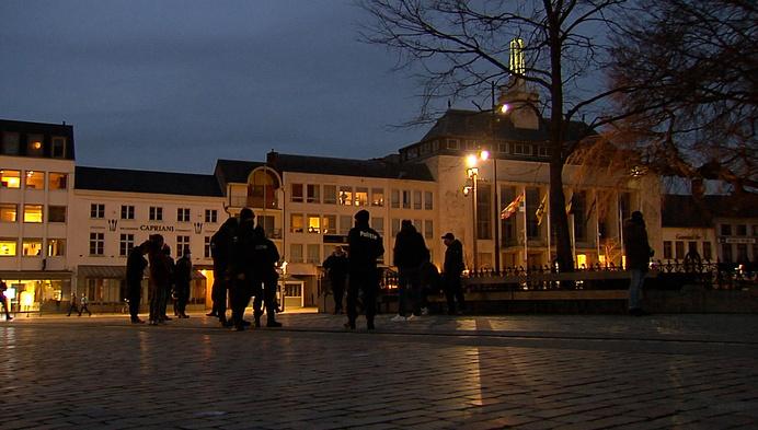 Geen rellen in Turnhout, politie controleert massaal