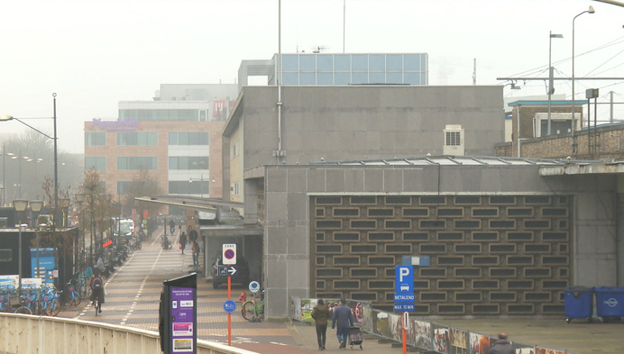 Werken perrons luiden begin afbraak station Mechelen in