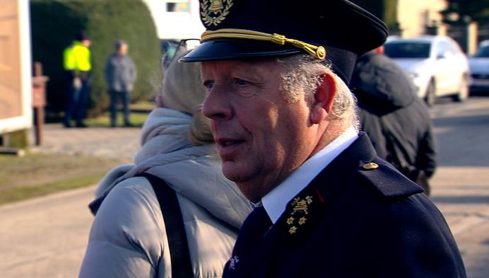 Brandweer Merksplas wuift Jef Van Accom uit
