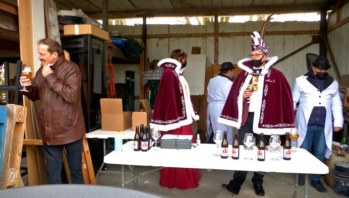 """Heiknuiters brengen eigen bier op de markt: """"verlies beperken"""""""