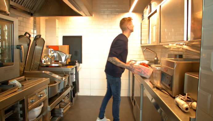 Chef Alex Verhoeven zet zich in voor Mucoviscidose