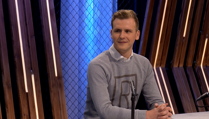 """Raf Van Puymbroeck (ex-Mister Gay): """"Elke week te maken met verbaal gewerld"""""""