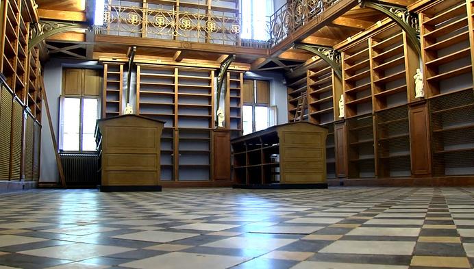 Abdijbibliotheek van Bornem wordt opengesteld voor publiek