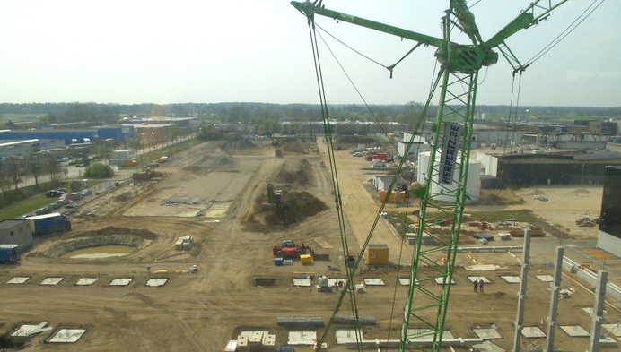 45.000 m2 logistiek op oude Atea-site