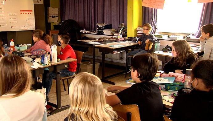 Teleurstelling bij leerlingen 't Molentje in Lier