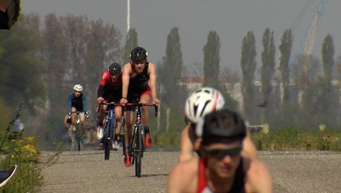 Duatleten en triatleten willen zich bewijzen in Willebroek